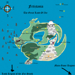 Friztasia official map by Incyray
