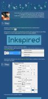 Inkspired Text Effect Tutorial by Neveryph-stock