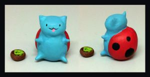 It's a Catbug! by fiannaValkyrie
