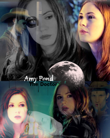 Amy Pond - The Doctor by JasWoosh