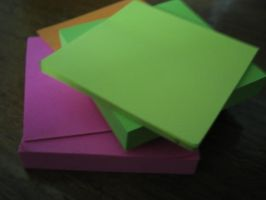 Notepads 01 by Insan-Stock
