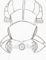 Crawling Robot Concept by davids-sketchbook