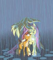 Rainfall by Tyrranux