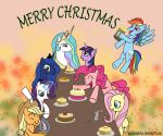 Pony Christmas! by PeichenPhilip