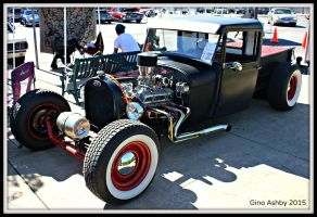 Model A Hot Rod by StallionDesigns
