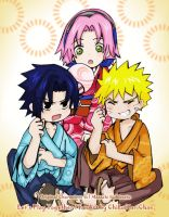 NARUTO: Let's Play by Toriichi