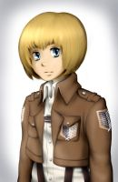 Armin DP by TrixiCat