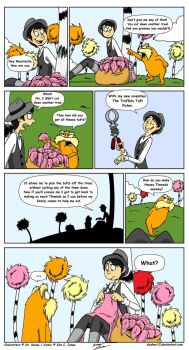 Lorax Comic: Knitting 2 of 3 by Slasher12