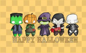 Happy Halloween 2010 by LIAMODEARME