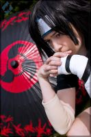 Uchiha Sasuke by VandorWolf