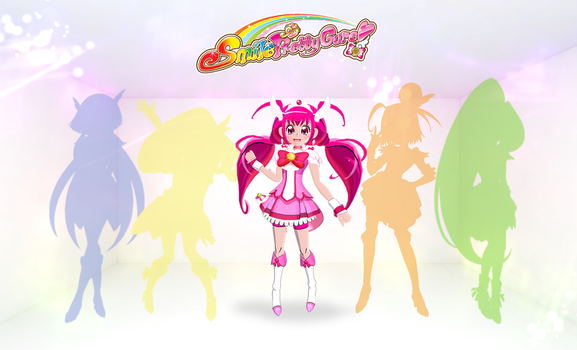 Smile Precure - MMD Collection by GomoMMD