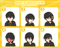 Oc Meme - Naki`S Interview by Mattfv