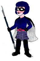 Hit Girl by TheSimpsonsFanGirl