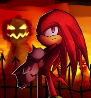 spoopy hill by Raven-igma
