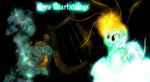 Lyra Heartstrings Wallpaper by Arakareeis