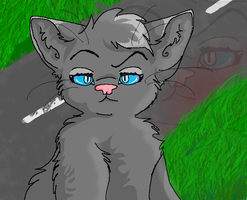 Cinderpelt by Flimingow