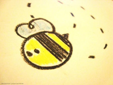 being bee by popcorntime
