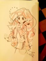 sunset shimmer of note by memoneo
