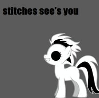 Stitches see's you! by CookieMonsta409