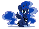 Mini Luna by albadune