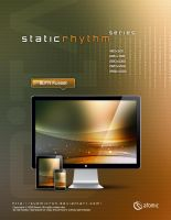 Static Rhythm Burnt Russet by submicron
