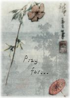 Pray For Japan... by GabbyCarvalho