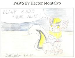Blank Minds by HectorNY
