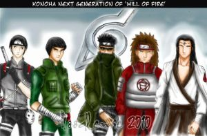 konoha nextgen will of fire2 by noodlemie
