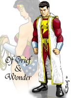 Of Grief and Wonder by SashScott