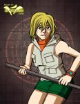 Heather mason SH3 Fan Art by SEwingless