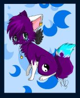 sky the cat by chibi-puppy12