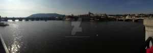 Prague panorama. :) by miumitsuko