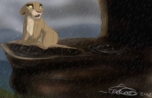 But It's Raining by KoLioness