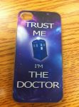 10th Doctor Quote Phone Case by puppyland25