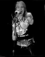Axl Rose - Guns N' Roses by pollypocketfe