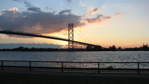 Ambassador Bridge by Big-D-pictures