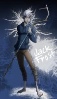 Jack Frost by Free-man12