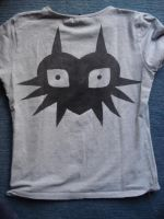 Majora's Mask T-shirt by Calefacto