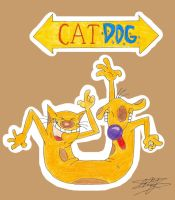 CatDog by Cola-Addicted