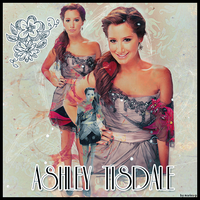 Ashley Tisdale 2 by funkyfreshfab