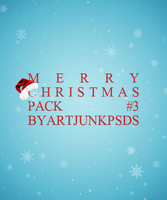 THIRD CHRISTMAS PACK BY ARTJUNKPSDS by art-psds-junk