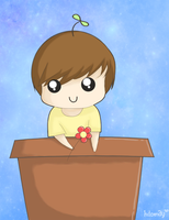 Taemin In A Pot by hitomay26
