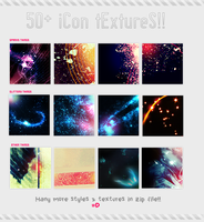50+ icon textures by DJelli