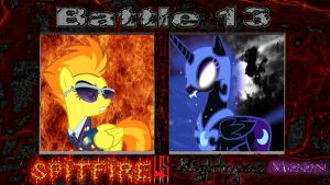 Pony Kombat 2 Round 1, Battle 13 by Macgrubor