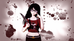 Yandere Katsumi by TheChaoticMuffin