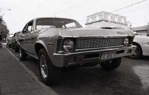 American Muscle by rael87a