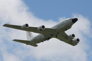 RC-135 Rivet Joint by DAZZY-P