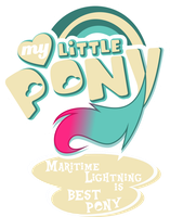 Trade - Maritime Lightning is Best Pony by Sonnatora