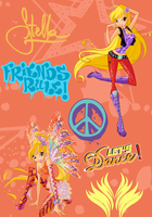 Winx Club Poster: Stella by Rose9227614