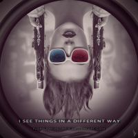 I see things in a different way 2 by Flobelebelebobele